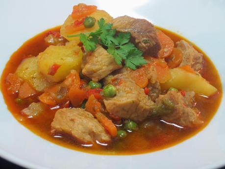Estofado de cerdo con verduras olla gm paperblog - Guiso de carne de cerdo ...