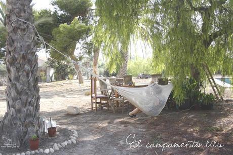 el campamento lilu