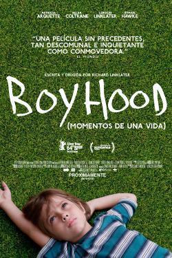 boyhood poster españa
