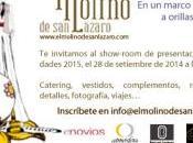 Show Room Novios 2015 Molino Lázaro