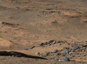 Curiosity llega faldas Monte Sharp