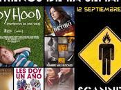 Estrenos Semana Septiembre 2014 Podcast Scanners