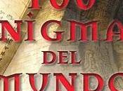 """""""100 enigmas mundo"""", Bruno Cardeñosa"""