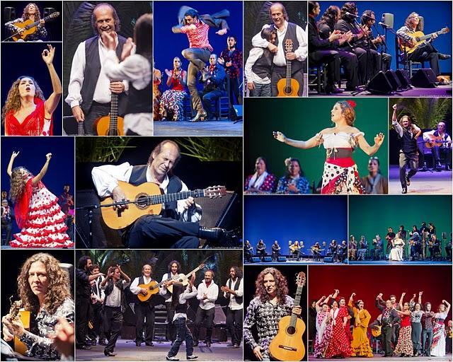 Bienal de Flamenco 2010, crónica en imágenes: Tomatito, Estrella Morente y Paco de Lucía.