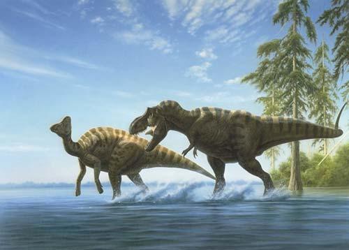 Dinosaurios acuáticos