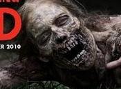 Making Walking Dead, cómo abrir boca minutos documental...