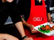 Juan Manuel Bernal muestra dotes culinarios