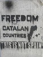 Nacionalistas catalanes llaman premio nobel Vargas Llosa