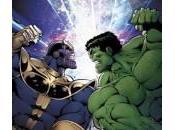 Anunciada miniserie Hulk Thanos Starlin