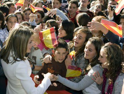 La Proclamación Real del Príncipe de Asturias como Su Majestad el Rey Felipe VI de España