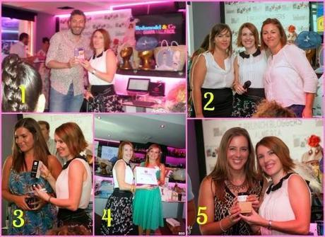 Brunch Blogger Almeria # 2:  Los sorteos