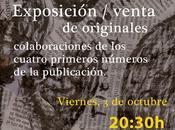 Meando contra viento: Exposición venta originales