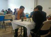 Luis Araya López, triunfa segundas Korchnoi