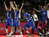 Francia, medalla bronce mundial baloncesto