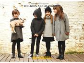 """Motoreta presenta colección invierno """"The Kids alright"""""""