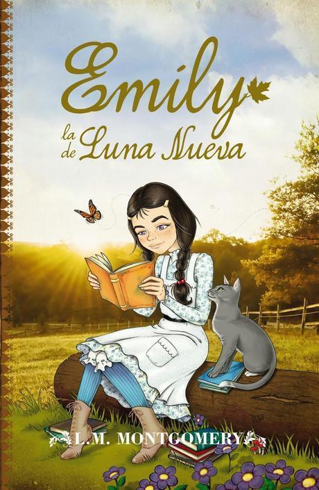 Reseña: Emily la de Luna Nueva, de Lucy Maud Montgomery