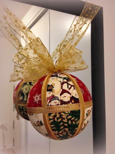 Bolas de navidad gigantes paperblog - Bolas navidad gigantes ...
