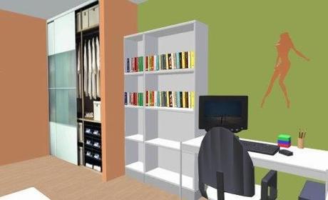 Consejos para decorar una habitaci n de estudio paperblog - Decoracion habitacion estudio ...