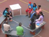 RECREO Hoyo Delcias- Reunión trabajo asistencia entes gubernamentales