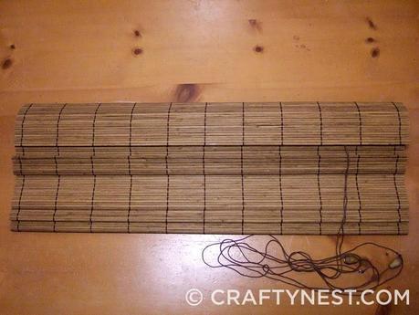 Parecidos Razonables: Lámpara de bambú DIY Vs lámpara Cassiopeia de Ironware international