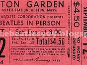 años: Sept.1964 Boston Garden Boston, Massachusetts
