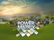 Power Matrix Game. Juego para diseñar sistema energético
