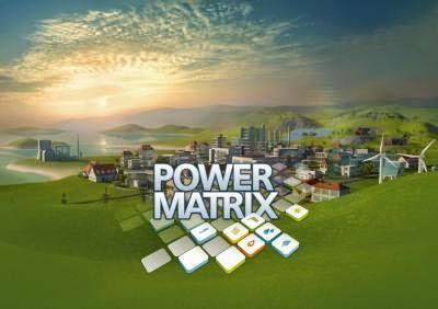 Power Matrix Game. Juego para diseñar un sistema energético