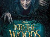 "Meryl streep nuevo póster oficial ""into woods"""