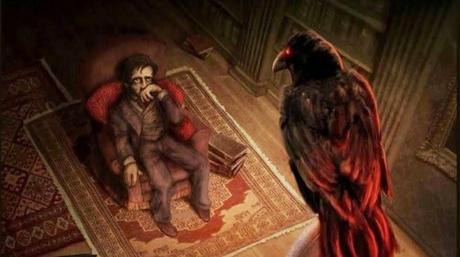 EL CUERVO: La Misteriosa Muerte de Edgar Allan Poe - Paperblog