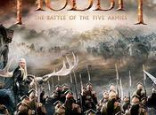 Posters: Into woods, Interstellar, Hobbit