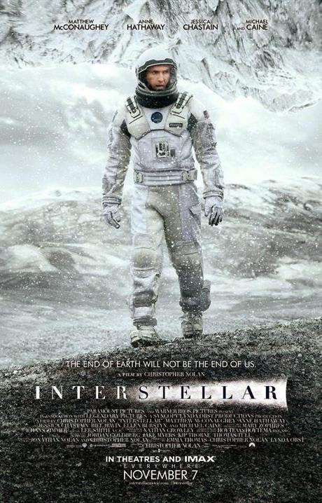 Nuevo Póster De Interstellar
