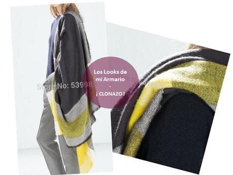 http://www.loslooksdemiarmario.com/2014/09/bufanda-manta-amarilla-zara-vs-bufanda.html
