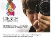 """Concurso fotográfico """"Ciencia click"""" (Santa Argentina)"""