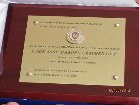 VIAJE A LA MEMORIA: 17 DE SEPTIEMBRE, EL 95 ANIVERSARIO DE UN LÍDER, JOSÉ MANUEL SÁNCHEZ GEY.