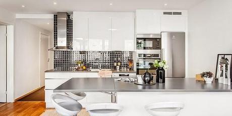 Acogedor apartamento de 60 metros cuadrados paperblog for Como decorar apartamento de 42 metros cuadrados