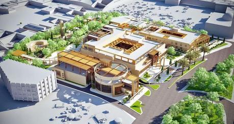 Centro Cultural y Patrimonio de Siria arqtent