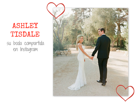 I do: la boda de Ashley Tisdale