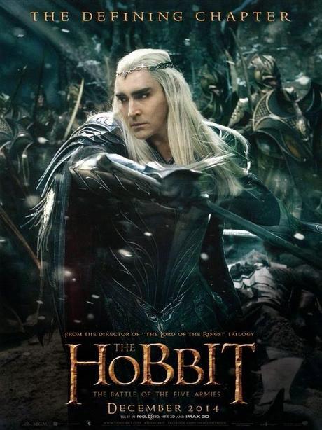 Nuevo Trailer Extendido Y Póster De The Hobbit: The Battle of the Five Armies