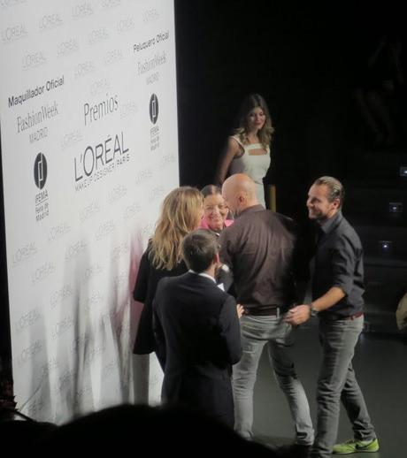 Mercedes Benz Fashion Week Madrid (MBFWM) y algo del MFShow Primavera-Verano 2015