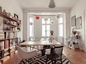 Viena: precioso apartamento ecléctico diseñadora Laura Karasinski