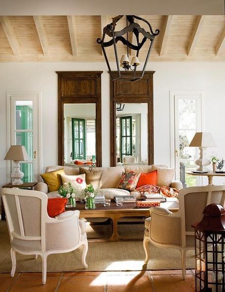 Casa andaluza en estilo rustico paperblog for Casa andaluza