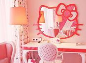 Decoración Hello Kitty hogar