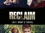 """Nuevo póster oficial """"reclaim"""" john cusack"""