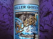 QUEEN Vodka FREDDIE MERCURY