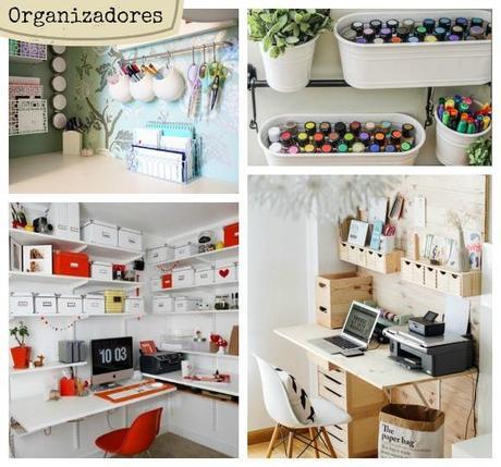 Ideas para decorar mi propia oficina en casa paperblog for Como disenar mi propia casa