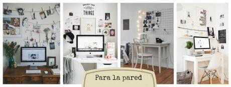 Ideas para decorar mi propia oficina en casa paperblog for Ideas para decorar mi oficina