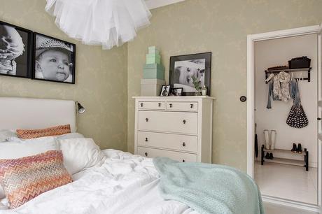 El pisazo de la semana estilo n rdico con decoraci n low for Dormitorio estilo nordico ikea
