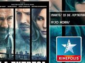 Lista ganadores entradas dobles para preestreno Entrega'