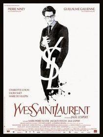 Cartel de 'Yves Saint Laurent'