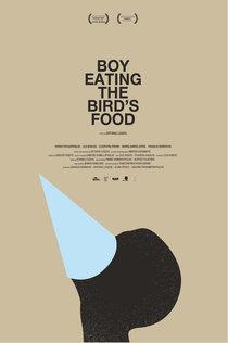Cartel Boy Eating The Bird's Food